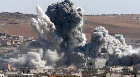 Δέκα άμαχοι νεκροί από αεροπορικές επιδρομές