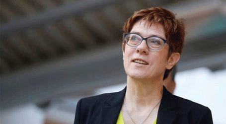 Για εισήγηση λογοκρισίας κατηγορείται η αρχηγός του CDU