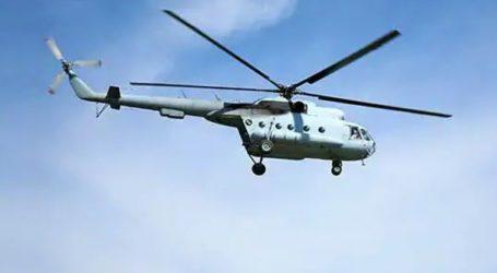 Τέσσερις νεκροί σε συντριβή στρατιωτικού ελικοπτέρου στο δυτικό τμήμα της χώρας