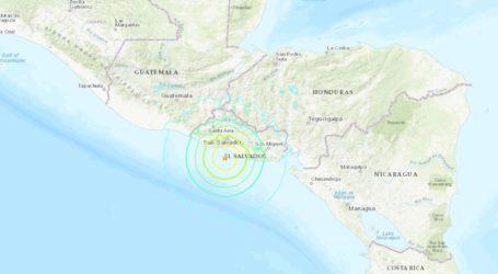Σεισμός 6,6 βαθμών στο Σαν Σαλβαδόρ