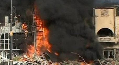 Τουλάχιστον 5 νεκροί και 18 τραυματίες από εκρήξεις στο Κιρκούκ