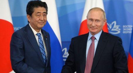 Συνάντηση Βλαντίμιρ Πούτιν – Σίνζο Άμπε στην Ιαπωνία