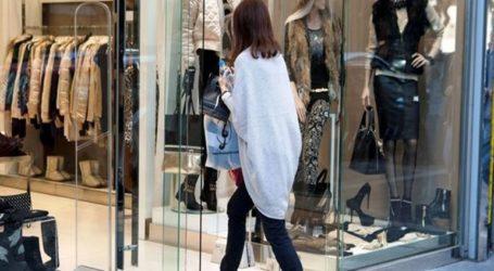 Ετήσια αύξηση 5,1% του κύκλου εργασιών στο Λιανικό Εμπόριο