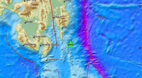Σεισμός 6,1R στις Φιλιππίνες