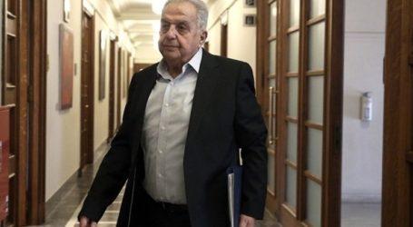 Διαψεύδει ο Φλαμπουράρης τα «περί αποχώρησης από την πολιτική»