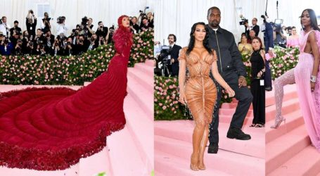 Met Gala 2019: Οι εμφανίσεις των stars στο κόκκινο χαλί των Όσκαρ της μόδας!
