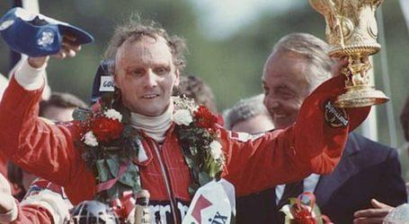 Πέθανε ο θρύλος της Formula 1 Νίκι Λάουντα