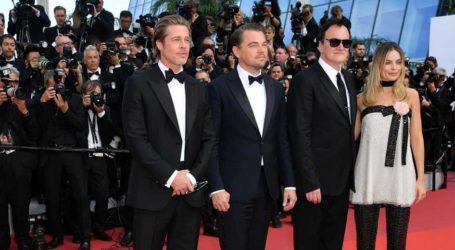 Χολιγουντιανή λάμψη στις Κάννες- Leonardo DiCaprio και Brad Pitt έκλεψαν την παράσταση στο κόκκινο χαλί!