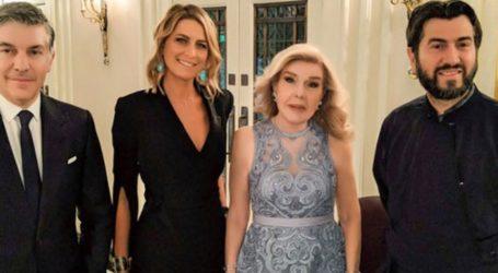 The Hellenic Initiative: Όλη η αφρόκρεμα στο 4th Annual London Gala στη βρετανική πρωτεύουσα!