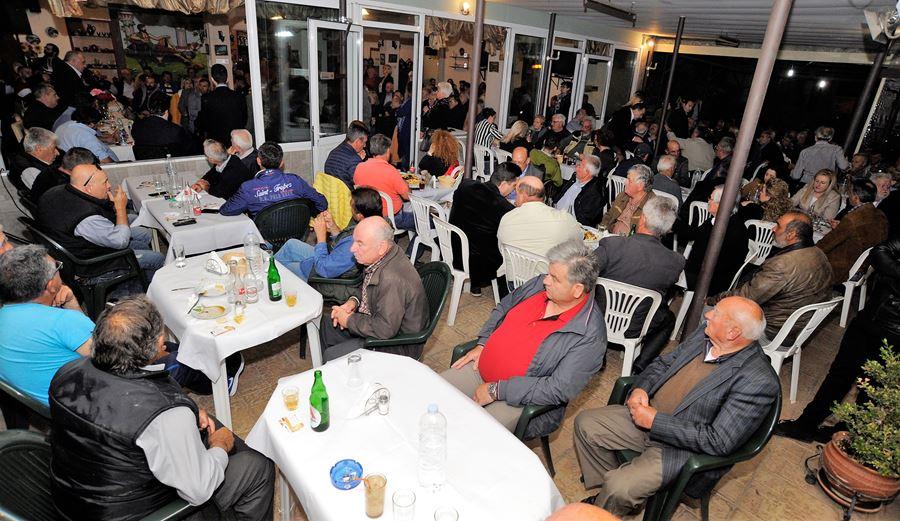 Θ. Νασιακόπουλος σε Δίλοφο και Ζάππειο: «Πάνω από 23 εκατ. ευρώ για έργα στο δήμο Κιλελέρ - κι αυτά είναι μόνο η αρχή…»