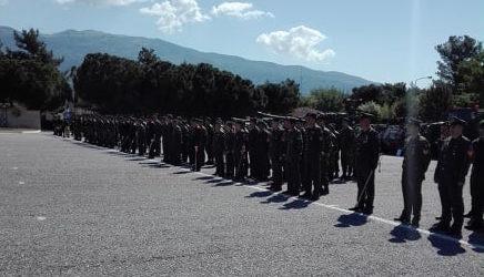 Τον Προστάτη της Άγιο Γεώργιο τίμησε η 32η Ταξιαρχία Πεζοναυτών στον Βόλο [εικόνες]