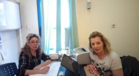 Αθηνά Ντάκη: Στον παιδικό σταθμό της Σκοπέλου η παιδίατρος του Κ.Υγείας