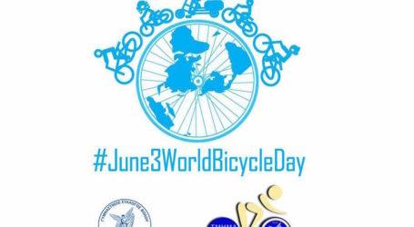 Ποδηλατοβόλτα διοργανώνει η Νίκη Βόλου με αφορμή την Παγκόσμια Ημέρα Ποδηλάτου