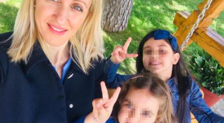 Οικογενειακές στιγμές για την Έλενα Ράπτη