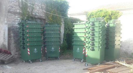 30 νέοι κάδοι απορριμμάτων στον Δήμο Ρήγα Φεραίου