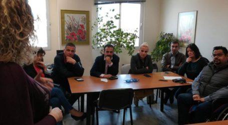 Στις υπηρεσίες του ΙΚΑ Βόλου ο υπ. περιφ. σύμβουλος Ευθ. Ζιγγιρίδης
