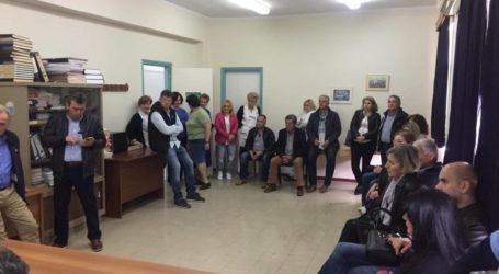 Εσκίογλου στο ΚΥ Φαρσάλων: Πανστρατιά για νέο ιατρικό προσωπικό και σταθμό ΕΚΑΒ