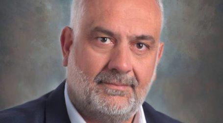 Προεκλογική συγκέντρωση του Γιώργου Βλιώρα