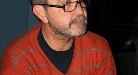 Με τον Τσιαπλέ ο δημοσιογράφος Θανάσης Βογιατζής