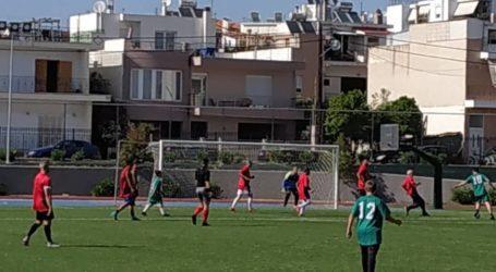 «Βροχή» τα γκολ στον φιλανθρωπικό αγώνα για το Ορφανοτροφείο Βόλου