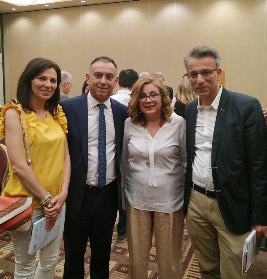 Κέλλας στον απολογισμό του έργου της Μ. Σπυράκη: «Νίκη για τη Νέα Δημοκρατία, νίκη για την Ελλάδα!»