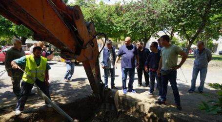Βόλος: Ξεκίνησαν οι εργασίες ανάπλασης της πλατείας Αγ. Αναργύρων