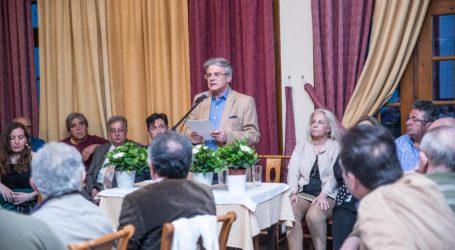 Απ. Παπαδούλης: Δεκατέσσερις παρεμβάσεις για την ανάπτυξη της Αγριάς