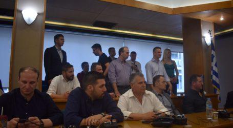 Στέλιος Κυμπουρόπουλος από Λάρισα: «Κατέβηκα στην πολιτική για να κάνω έργα» (φωτο)
