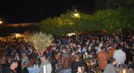 Ένα απέραντο πάρτι η Λάρισα στην «αυλαία» του Bar Engage (φωτο)
