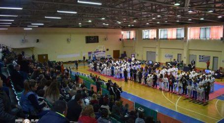 Επιτυχημένο το 1ο επίσημο Πανελλήνιο πρωτάθλημα Body Contact στον Βόλο [εικόνες]