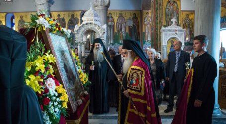 Δημητριάδος Ιγνάτιος: «Ο Σταυρός ήταν η απάντηση του ουρανού στον Κωνσταντίνο»