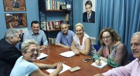 Μεταμεσονύχτια σύσκεψη Μπουκώρου λόγω εθνικών εκλογών