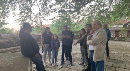 Αρωγός στον αγώνα των λατόμων του Καλαμακίου ο υποψήφιος Δήμαρχος Νοτίου Πηλίου Μ. Μιτζικός