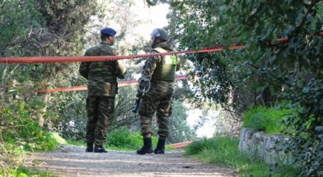 Βόλος: Βλήμα όλμου βρέθηκε στις Γλαφυρές – Συναγερμός στον Στρατό