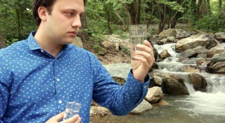 Κωνσταντίνος Λυχναρόπουλος: Το νερό που πίνουμε στον Βόλο