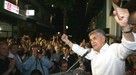 Δήλωση Περιφερειάρχη Θεσσαλίας Κώστα Αγοραστούγια το εκλογικό αποτέλεσμα