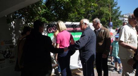 Ικανοποιητική η προσέλευση στο 2ο Λύκειο Βόλου για το δημοψήφισμα [εικόνες]