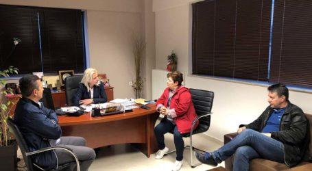 Καραλαριώτου: Μέριμνά μας η στήριξη του Γενικού Νοσοκομείου Λάρισας
