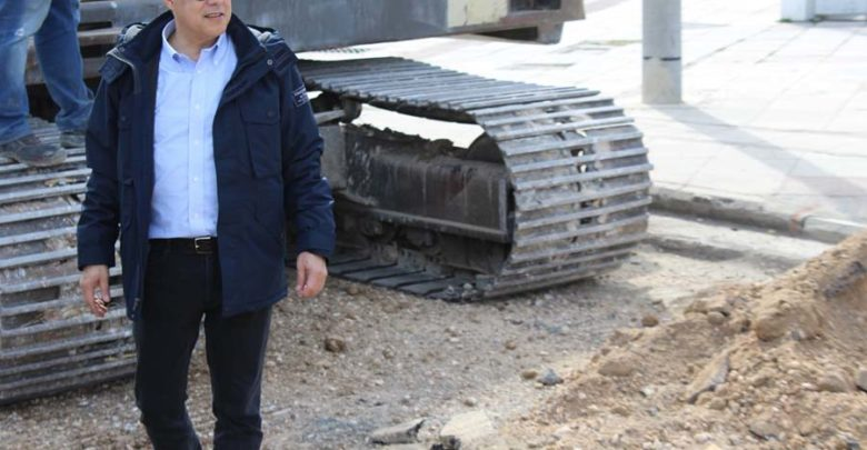 Συντηρεί και αποκαθιστά το δρόμο Παλαιόπυργου – Κουλούρας – Μεσσάγγαλα – Αιγάνη η Περιφέρεια Θεσσαλίας
