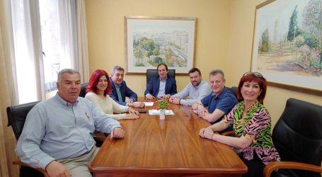 Εύσημα Επιμελητηρίου σε Νταή για την επωφελή για την επιχειρηματικότητα συνεργασία με το δήμο Λαρισαίων