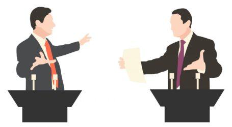 Τα debate δε βλάπτουν…