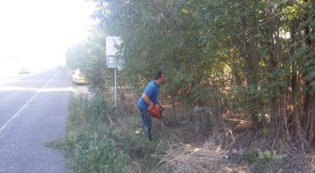 Ανακοίνωση δήμου Τεμπών για τον καθαρισμό των οικοπέδων