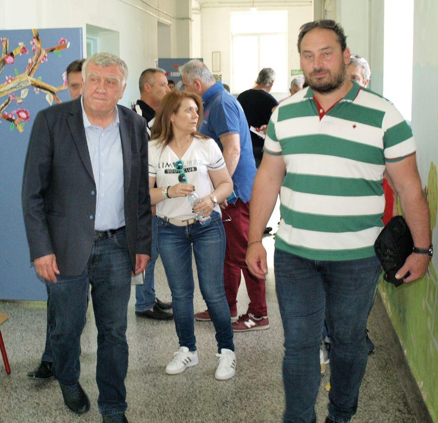 Σε εκλογικά κέντρα του δήμου Κιλελέρ ο Νασιακόπουλος: «Ψηφοδέλτιο, αξιοπιστία και οραματικό πρόγραμμα οδηγούν στην αυτοδύναμη νίκη»