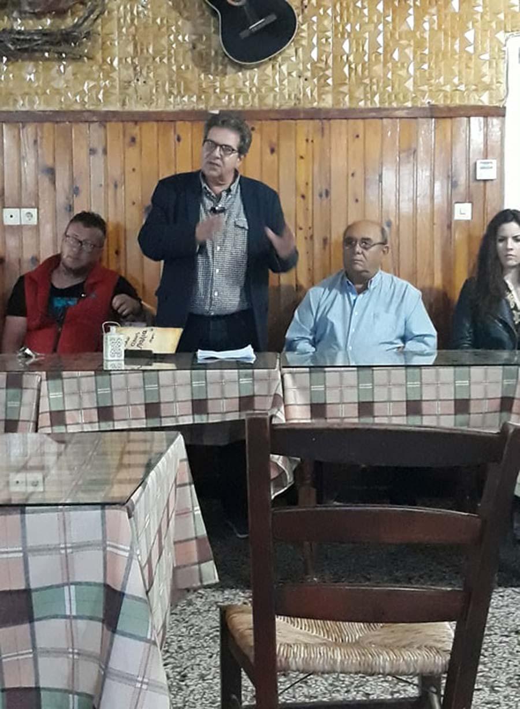 Εσκίογλου: Να δημιουργήσουμε τις προϋποθέσεις για μία δυναμική ώθηση στην αγροτική παραγωγή