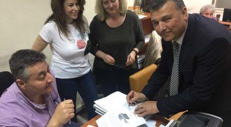 Αυτό είναι το πλήρες ψηφοδέλτιο του Νίκου Ευαγγέλου στην Ελασσόνα – Όλα τα ονόματα