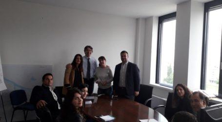 Στο Βελιγράδι επιχειρηματίες από τη Λάρισα