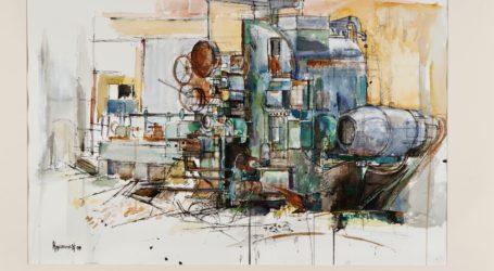 Παρατείνεται έως τις 7 Ιουνίου η έκθεση έργωντου Κώστα Κομνηνού στο χώρο τέχνης «δ.»