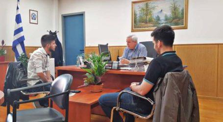 Στον αστυνομικό Διευθυντή ο Νίκος Γαμβρούλας και στελέχη της Ορμής Ανανέωσης