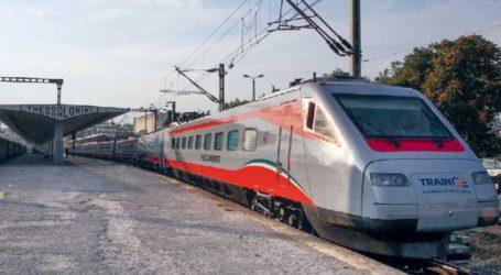Στις 20 Μαΐου το γρήγορο τρένο στη Λάρισα