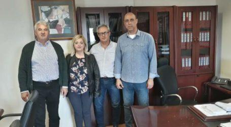 Με τον Διοικητή της 5ης Υ.Π.Ε. συναντήθηκε το Δ.Σ. του Σωματείου ΕΚΑΒ-Θεσσαλίας με θέμα την αποχή των εργαζομένων του ΕΚΑΒ